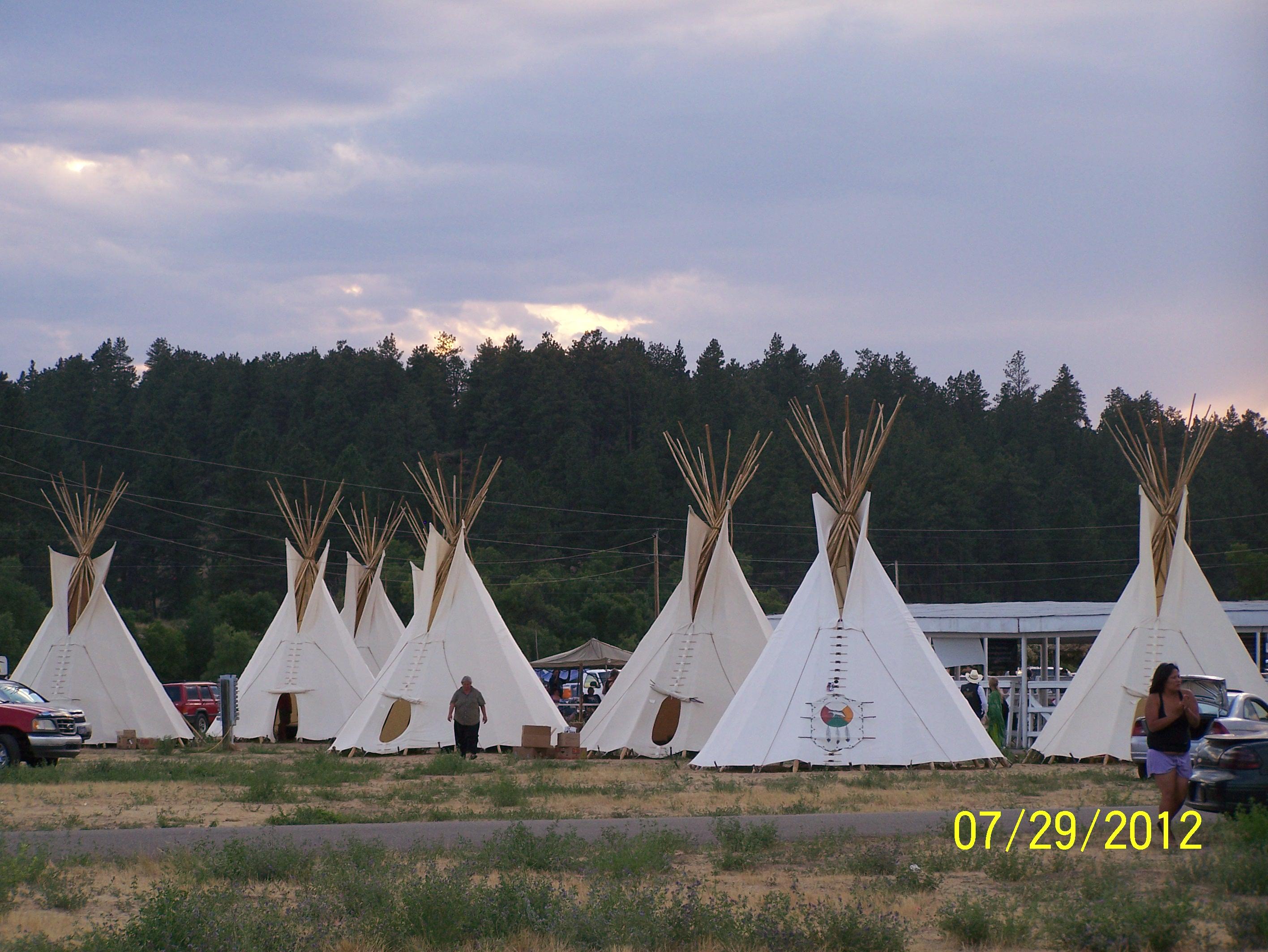 The 13 Indigenous Grandmothers Gathering Lame Deer Montana